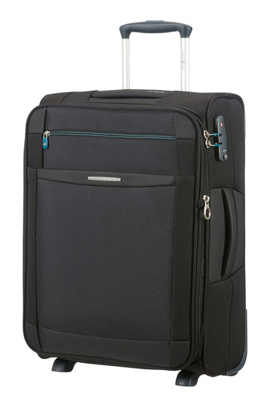 Samsonite DYNAMO Mainstreamový design kufru 55cm (Black)