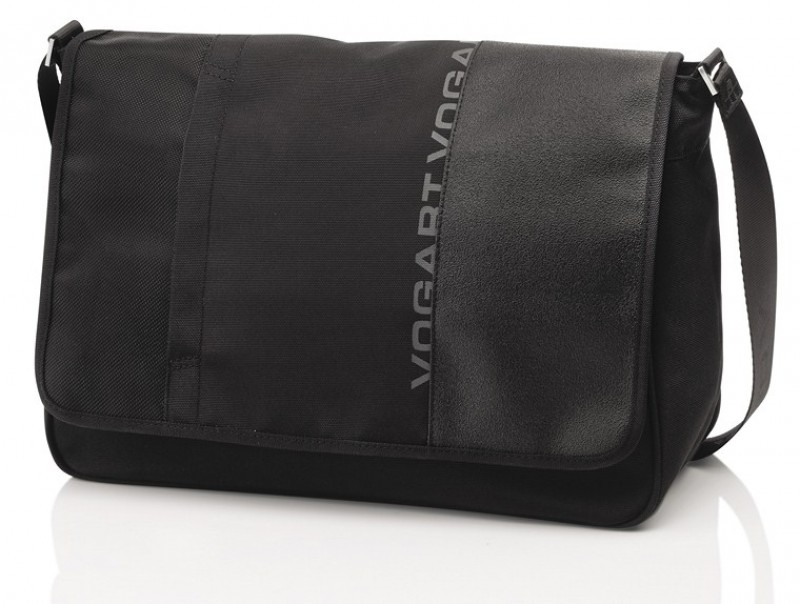 Vogart FINLAY Messenger taška na notebook 12 (Black)