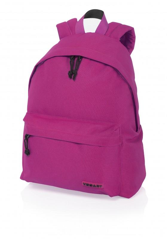 Vogart RANDOM Školní batoh (Fuchsia)