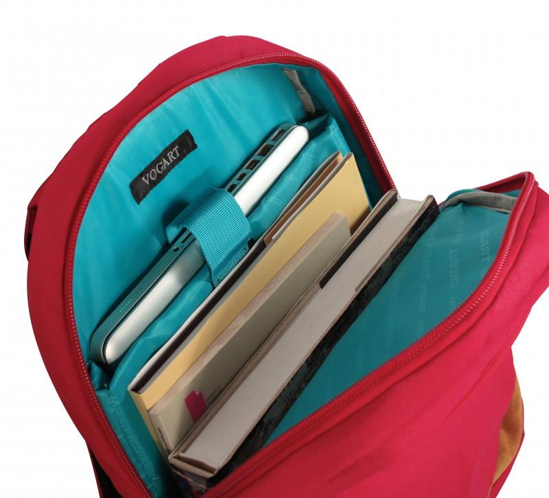 Větší batoh pro počítač Campus od Vogart ≡ Kufry-zavazadla.eu 95590a6da5
