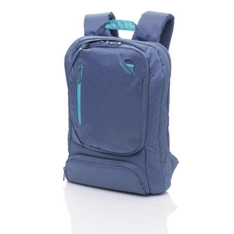Vogart KOVER Městský batoh na notebook 17 (Blue)