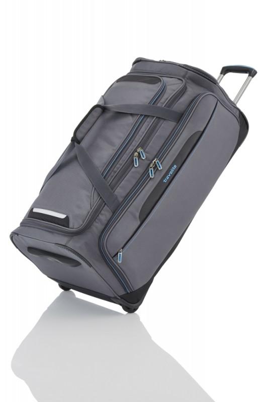 Travelite CROSSLITE Cestovní taška 2 kolečka 79cm (Anthracite)