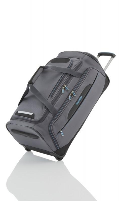 Travelite CROSSLITE Cestovní taška 2 kolečka 69cm (Anthracite)