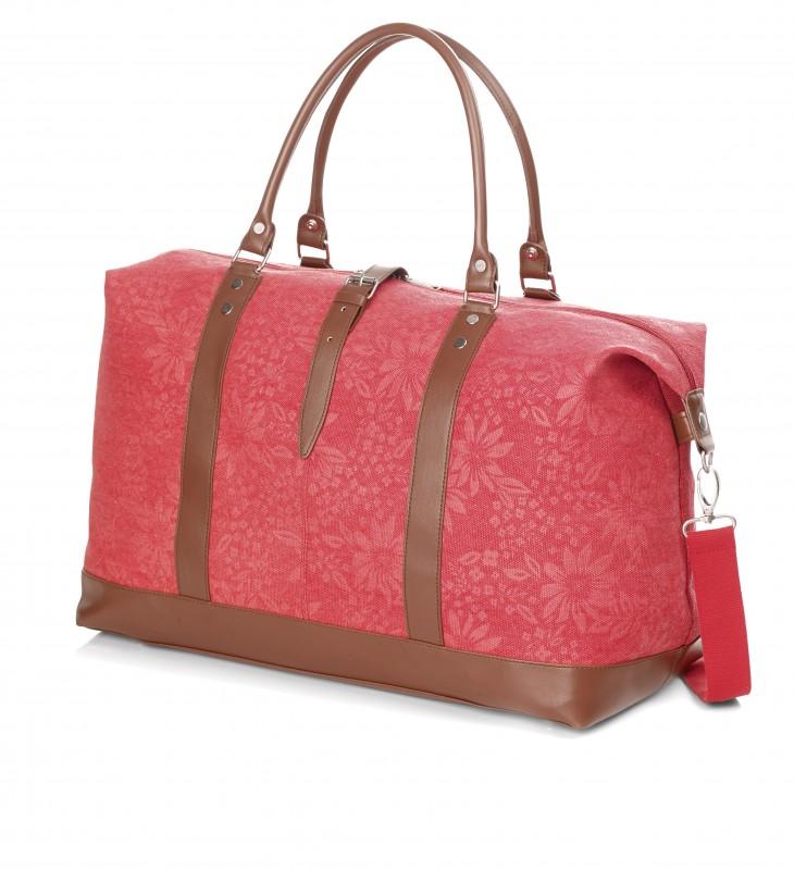 Gladiator LILY Velká dámská cestovní taška, XL (Coral)