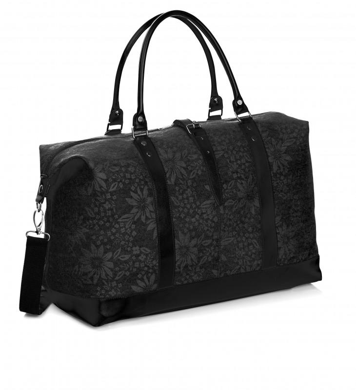 Gladiator LILY Velká dámská cestovní taška, XL (Black)