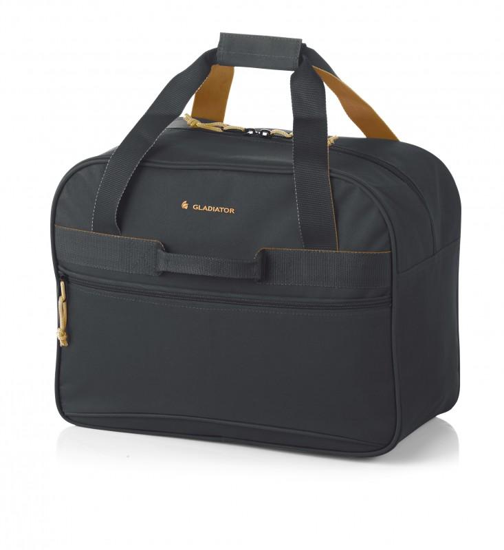 Gladiator EXPEDITION Malá cestovní taška, S (Black)