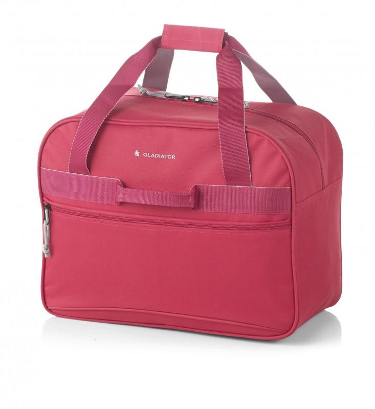Gladiator EXPEDITION Malá cestovní taška, S (Red)