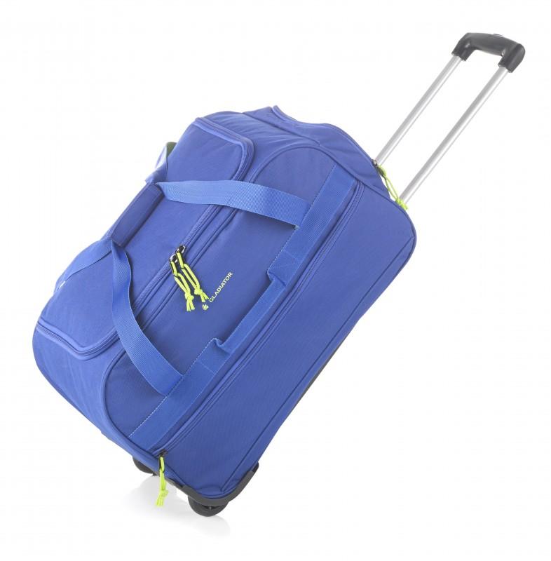 Gladiator EXPEDITION Cestovní taška na kolečkách, L (Blue)