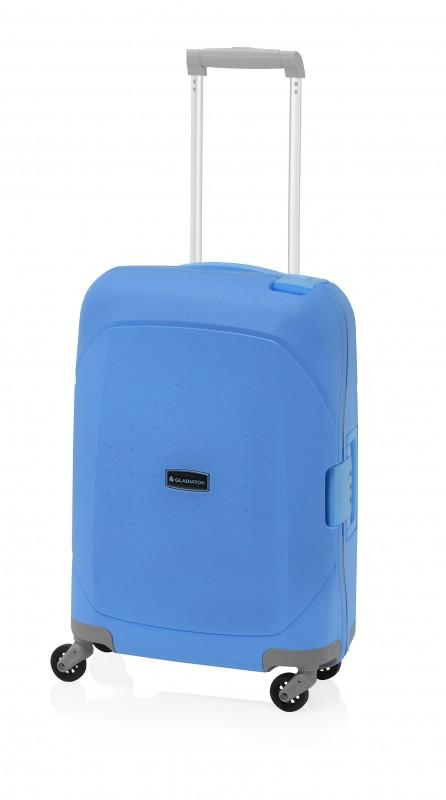 Gladiator TARIFA Velký polypropylenový cestovní kufr 78cm (Azure)
