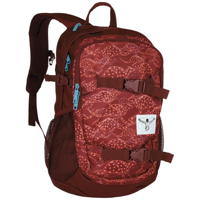 Chiemsee BASE Studentský batoh na NTB 15 - Zebra
