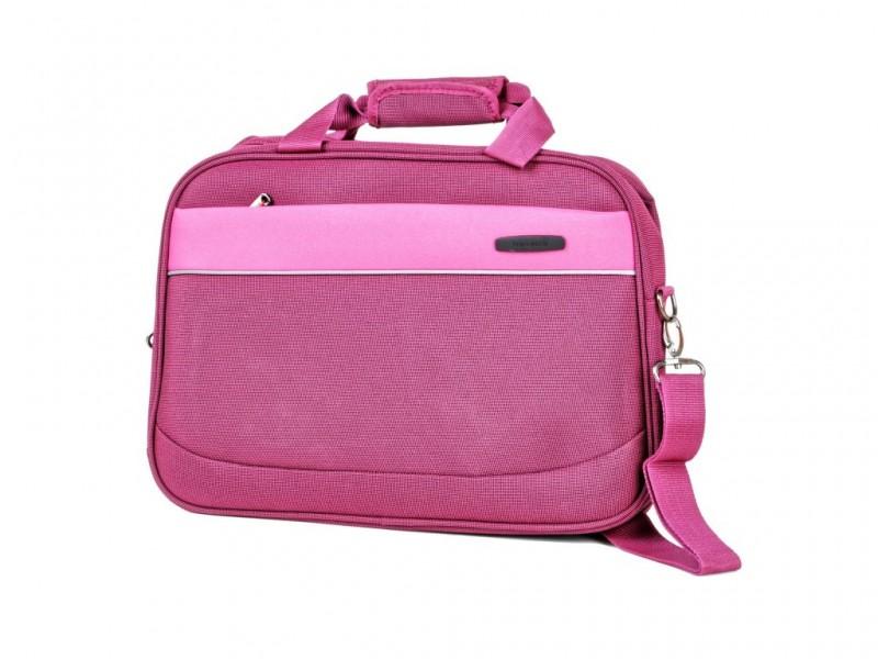 Travelite DELTA Textilní palubní taška (Berry)