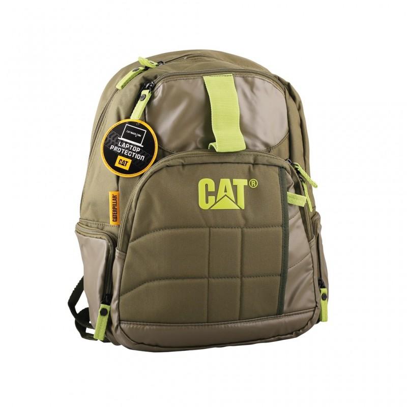 Cat MILLENNIAL Univerzální batoh na tablet 16 l (Zelený/limetka)