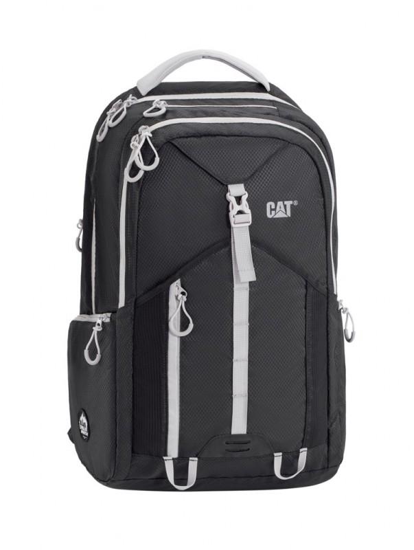 Cat MONT BLANC Kvalitní univerzální batoh (černý)