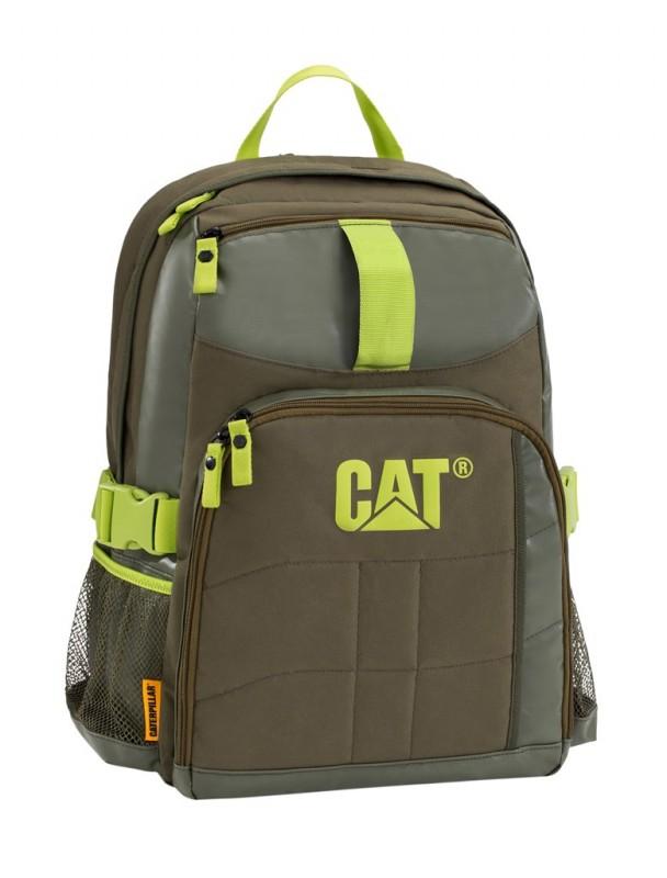 Cat MILLENNIAL Univerzální batoh i pro tablet 22 l (Zelený/limetka)