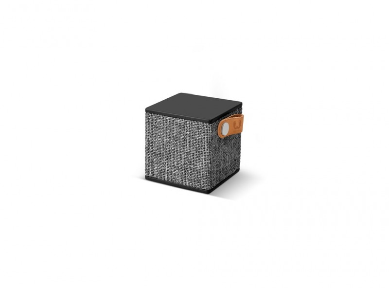 FRESH´N REBEL Rockbox Cube Fabriq Edition Bluetooth reproduktor (Concrete)