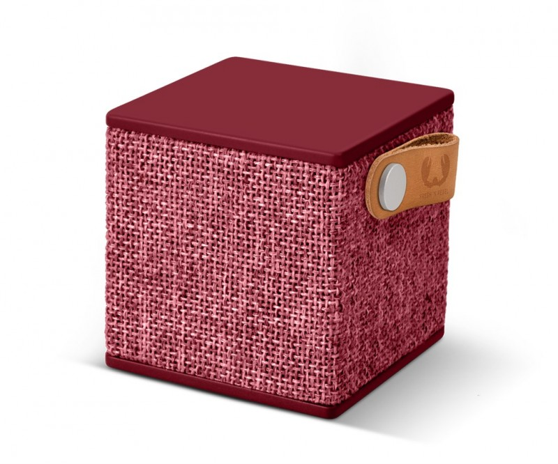 FRESH´N REBEL Rockbox Cube Fabriq Edition Bluetooth reproduktor (Ruby)