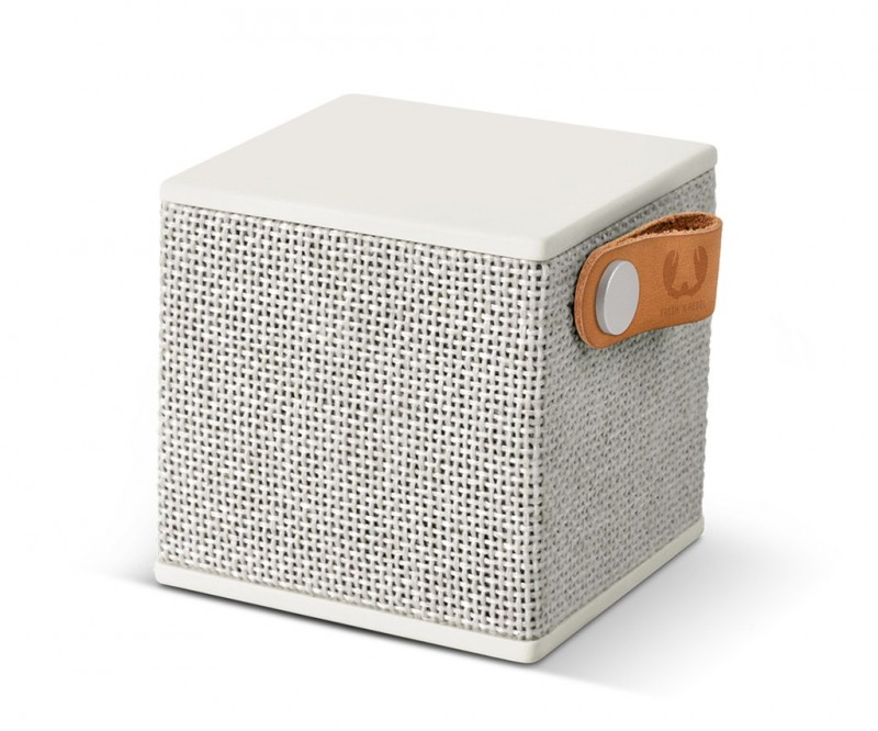 FRESH´N REBEL Rockbox Cube Fabriq Edition Bluetooth reproduktor (Cloud)