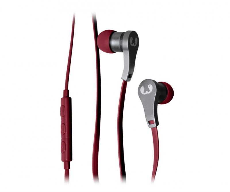 FRESH´N REBEL Lace Earbuds sluchátka (Ruby)