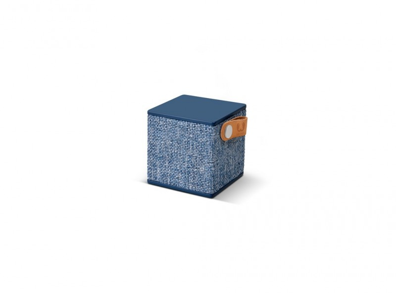 FRESH´N REBEL Rockbox Cube Fabriq Edition Bluetooth reproduktor (Indigo)