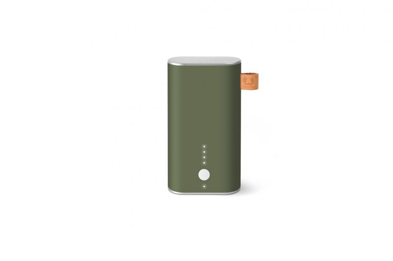 FRESH´N REBEL Powerbank 6000 mAh, 2,4 A (Army)
