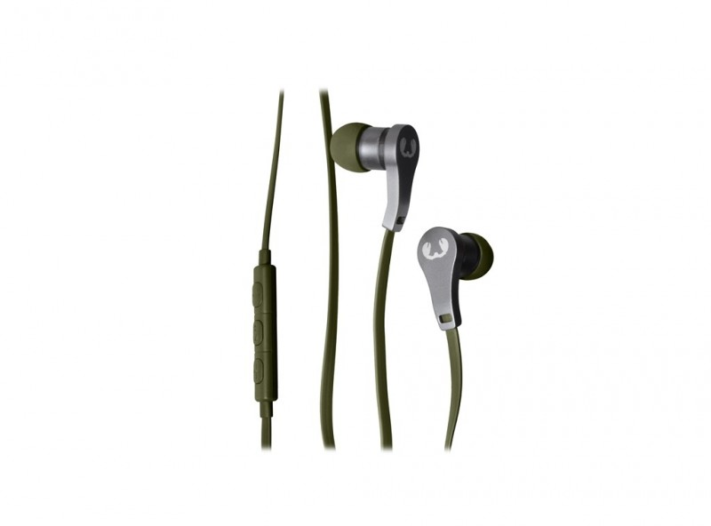FRESH´N REBEL Lace Earbuds sluchátka (Army)