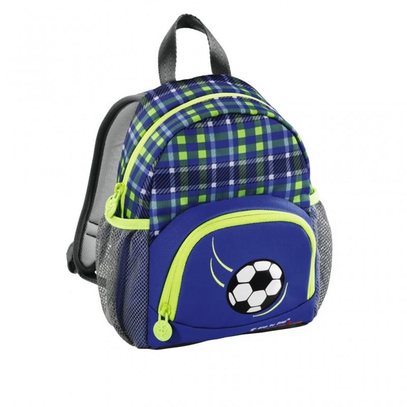 Step by Step JUNIOR Little DRESSY Batoh pro děti od 1 roku - Fotbal