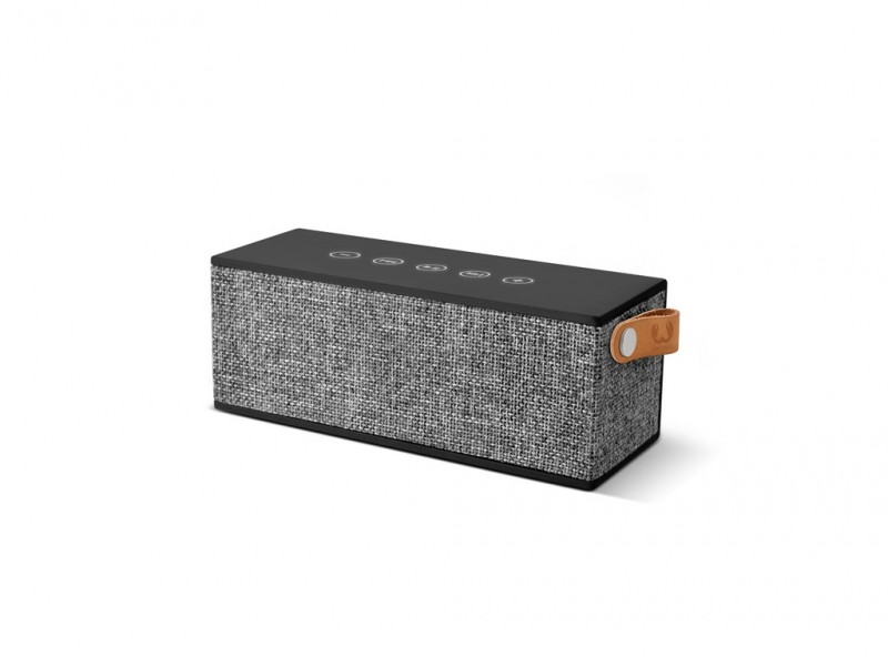 FRESH´N REBEL Rockbox Brick Fabriq Edition Bluetooth reproduktor (Concrete)