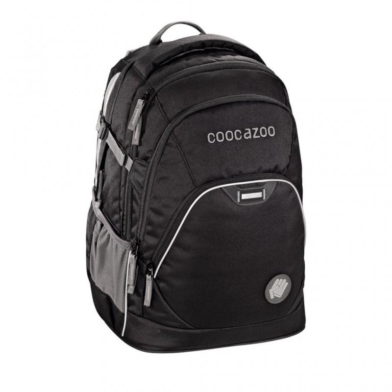 Coocazoo EVVERCLEVVER2 Školní batoh - Beautiful Black