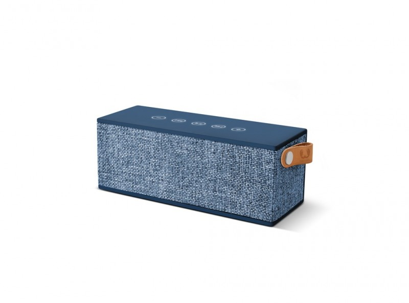 FRESH´N REBEL Rockbox Brick Fabriq Edition Bluetooth reproduktor (Indigo)