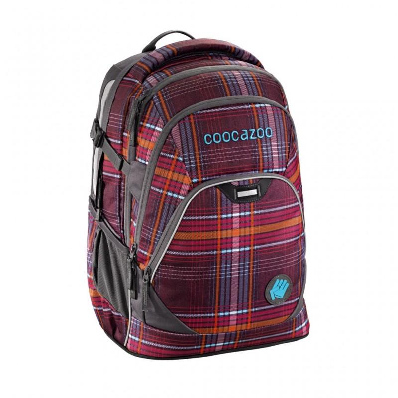 Coocazoo EVVERCLEVVER2 Školní batoh - Walk The Line Purple