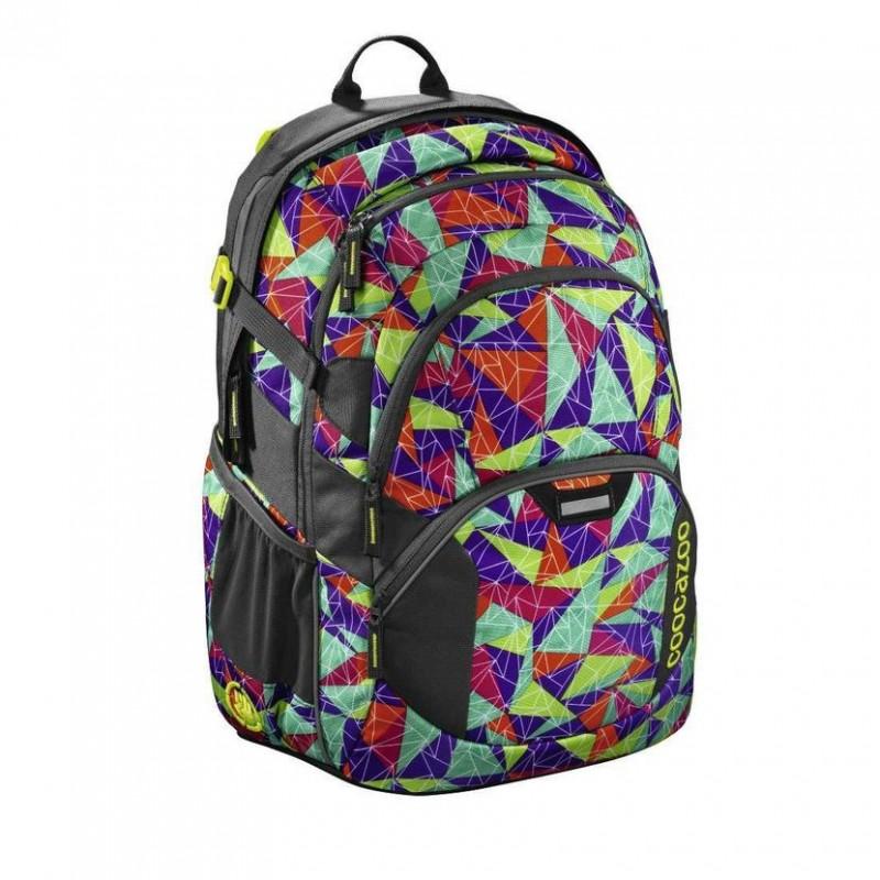 Coocazoo JOBJOBBER2 Školní batoh - Spiky Pyramid