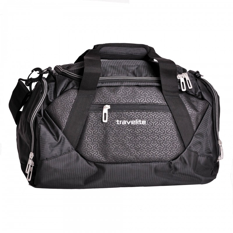 Travelite KICK-OFF Malá cestovní taška 50 cm S (Black)