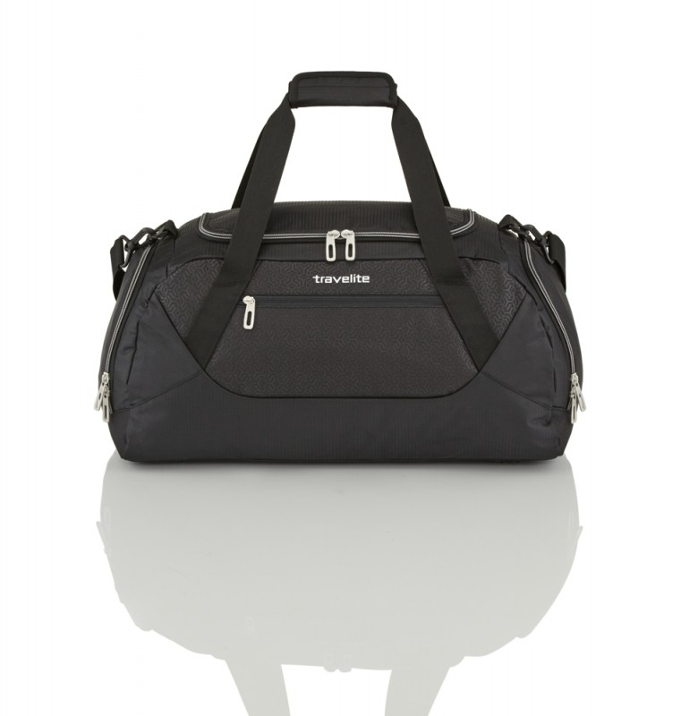 Travelite KICK-OFF Cestovní taška 55 cm M (Black)