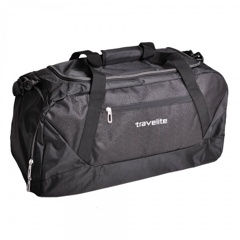 Travelite KICK-OFF Cestovní taška 65 cm L (Black)