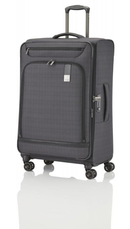 Titan CEO Moderní rozšířitelný business kufr 4w 78cm (Glencheck)
