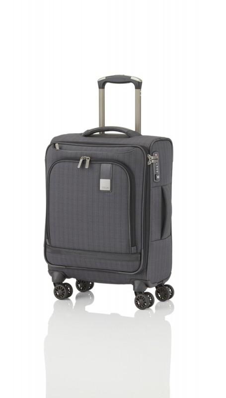 Titan CEO Moderní textilní business kufr 4w 55cm (Glencheck)