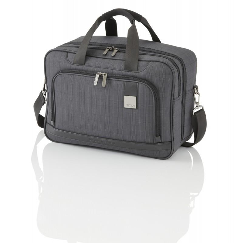 Titan CEO Moderní business palubní taška na NTB (Glencheck)