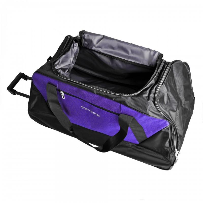 Travelite KICK-OFF Velká cestovní taška na kolečkách 75 cm XL (Blue)