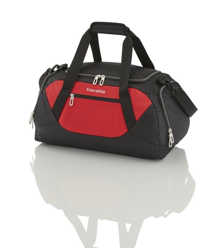 Travelite KICK-OFF Malá cestovní taška 50 cm S (Red)