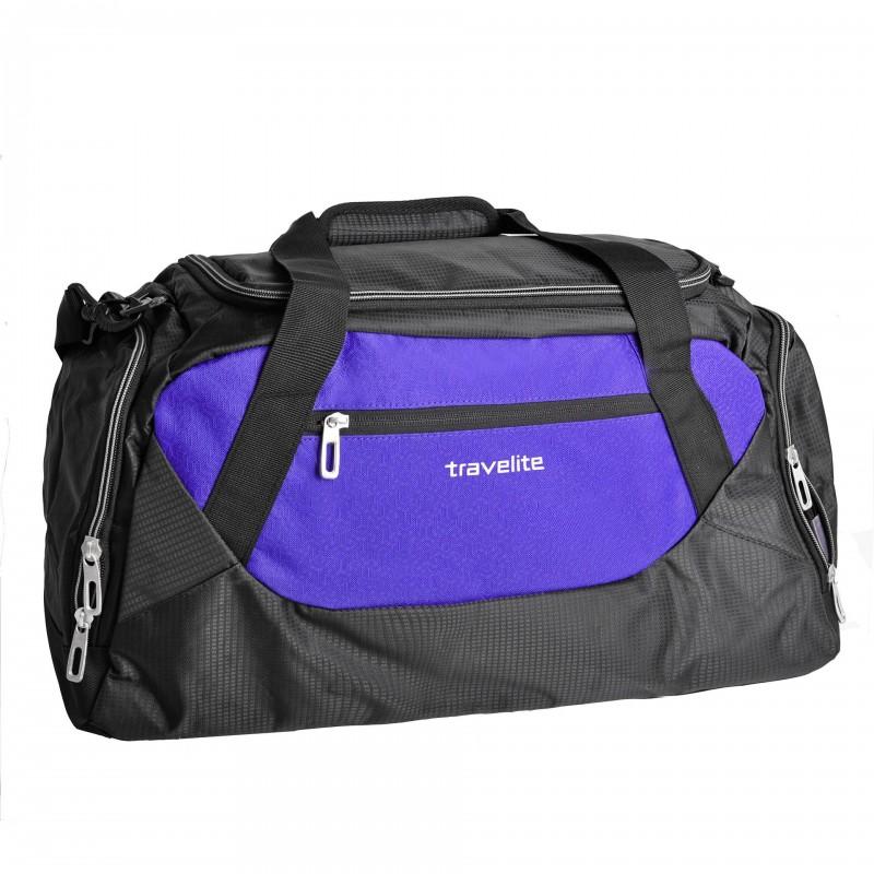 Travelite KICK-OFF Cestovní taška 55 cm M (Blue)
