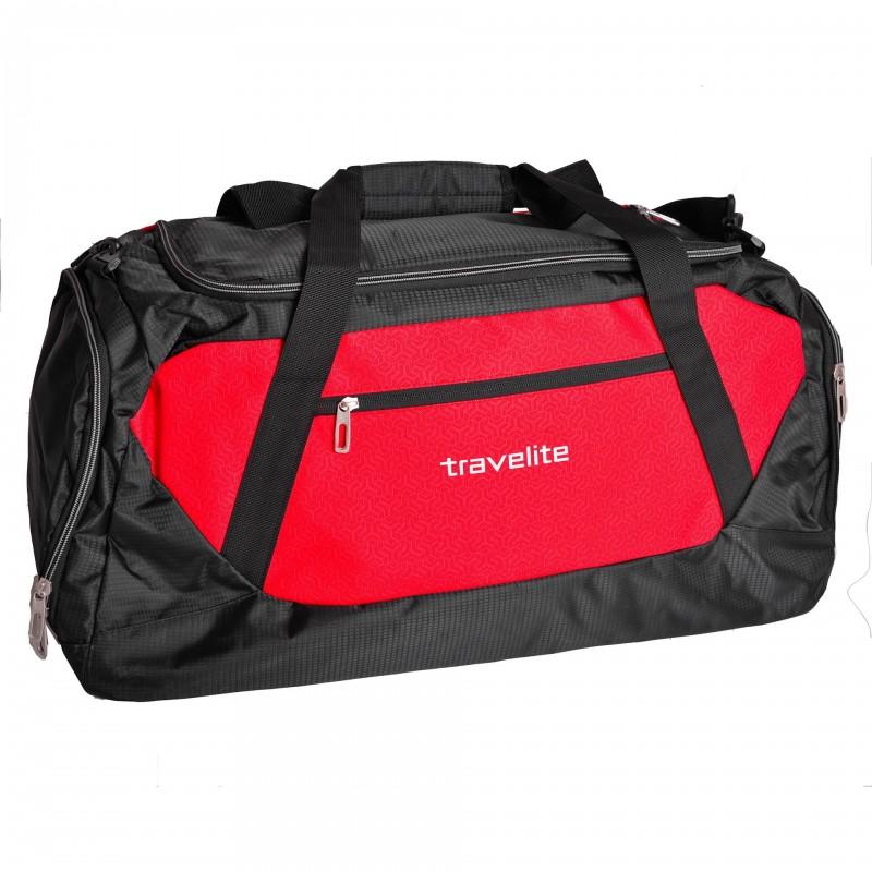 Travelite KICK-OFF Cestovní taška 65 cm L (Red)