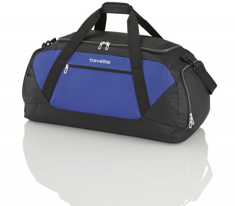 Travelite KICK-OFF Cestovní taška 65 cm L (Blue)