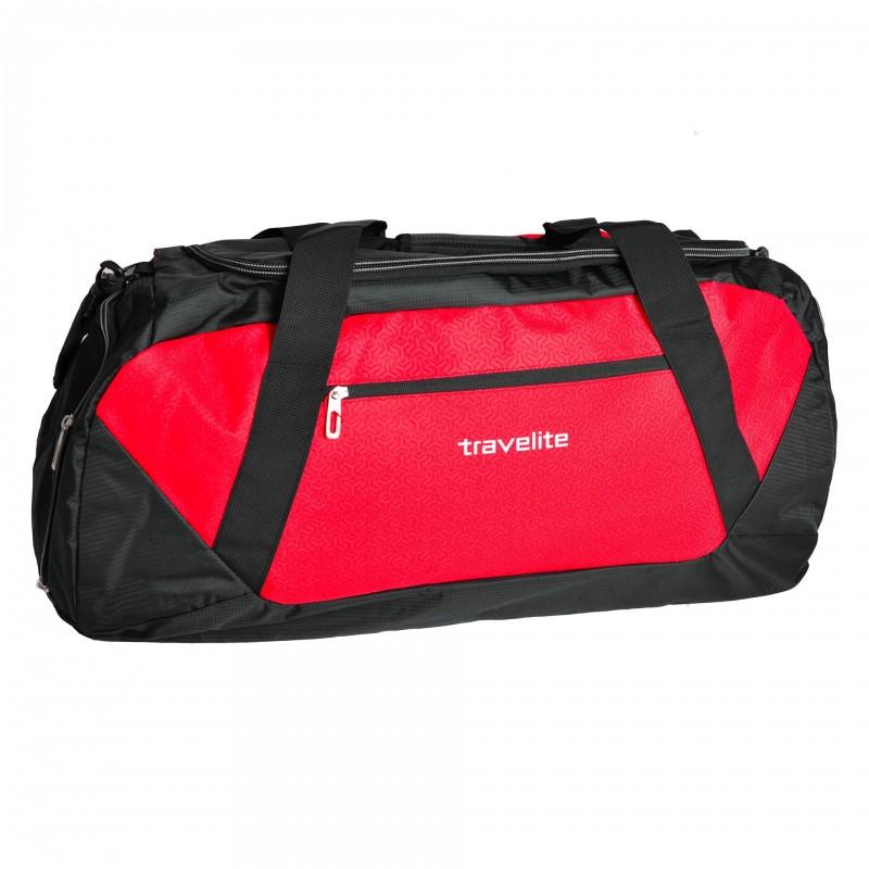 Travelite KICK-OFF Velká cestovní taška 75 cm XL (Red)