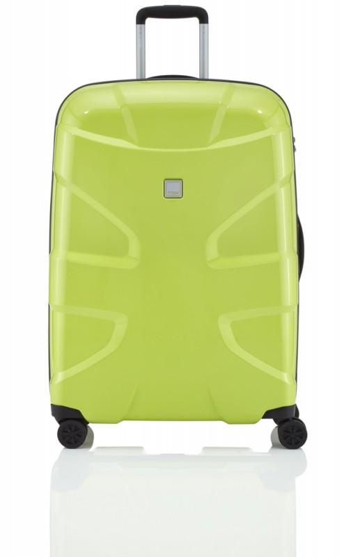 Titan X2 FLASH Exkluzivní skořepinový kufr 76cm (Lime green)