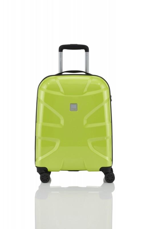 Titan X2 FLASH Exkluzivní palubní kufr 55cm (Lime green)