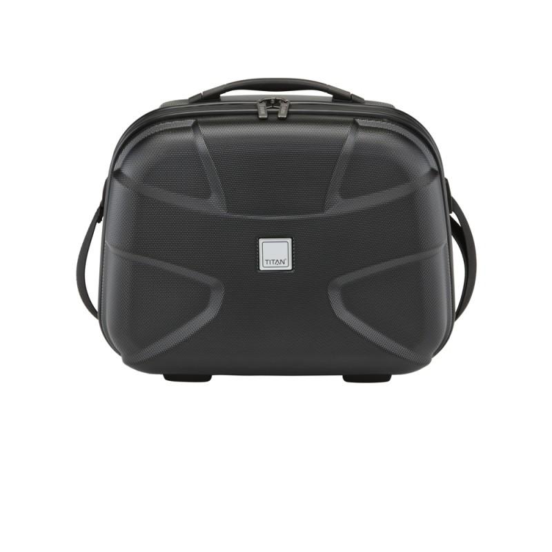 Titan X2 SHARK SKIN Kosmetický kufřík (Black)