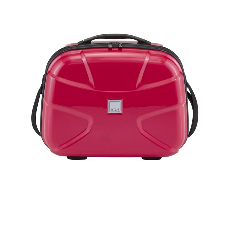 Titan X2 FLASH Kosmetický kufřík (Fresh pink)