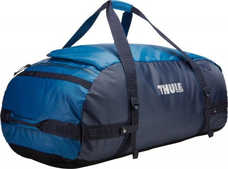 Thule CHASM Velká cestovní taška 130 l (modrá/šedá)