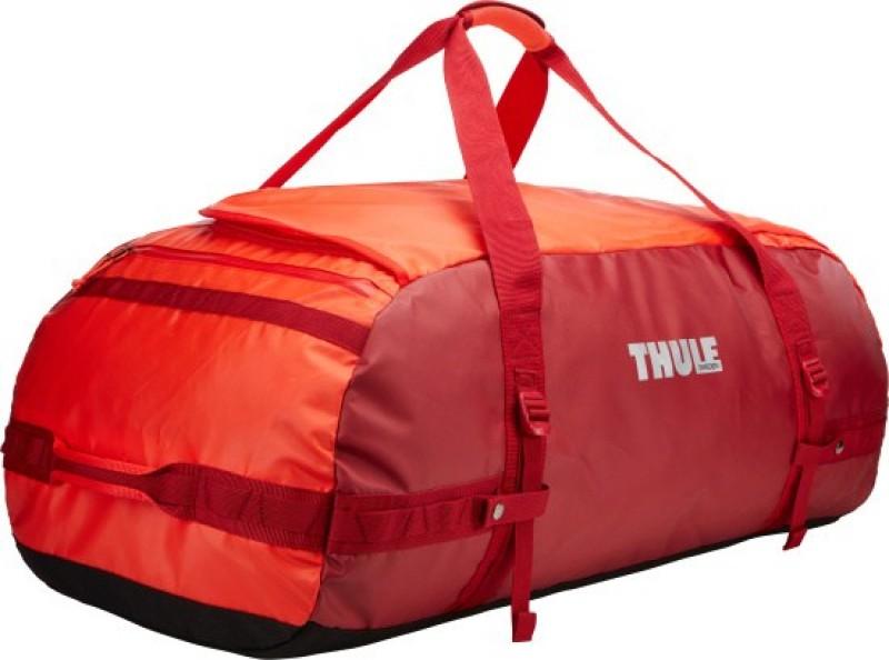 Thule CHASM Velká cestovní taška 130 l (oranžová/červená)