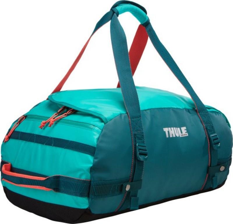 Thule CHASM Malá cestovní taška 40 l (tyrkysová)